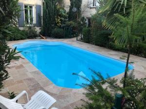Photo Travertin extérieur piscine et margelle