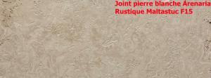 Photo Joint pour carrelage pierre Travertin