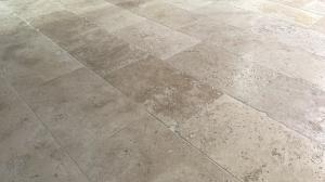 Photo Travertin Commercial intérieur carrelage pierre
